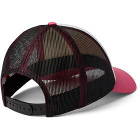 Columbia Mesh II Cap Dames, white/cactus pink/black